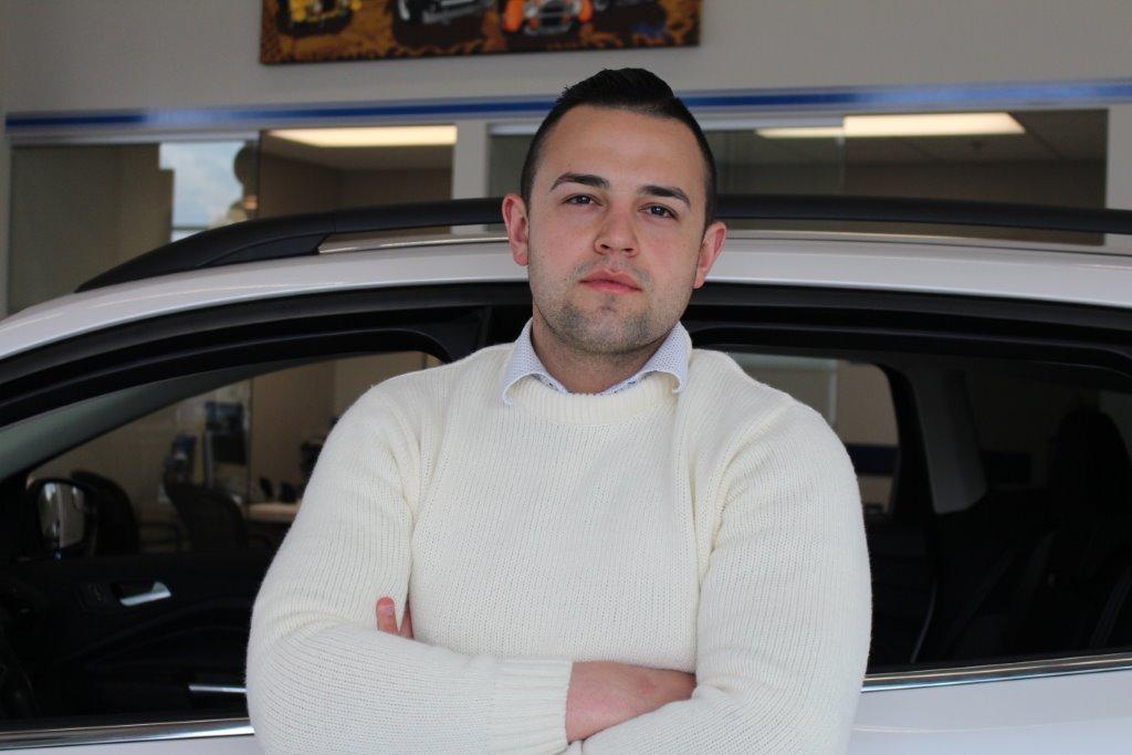 Ben Jillings : Sales Consultant