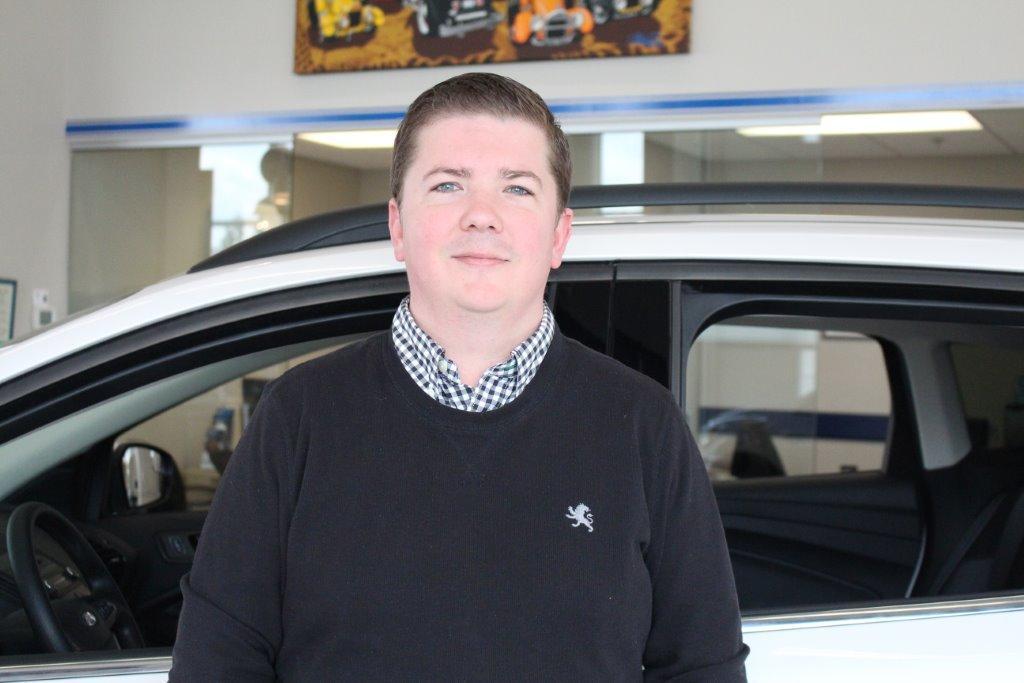 Gary Grant : Sales Consultant