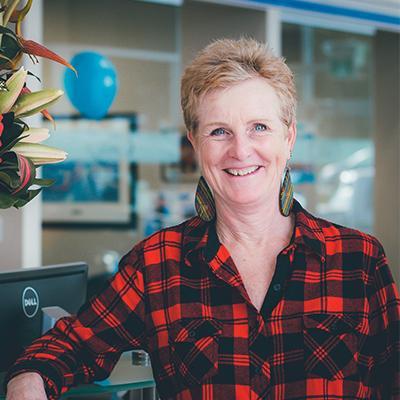 Calla Jobb : Receptionist