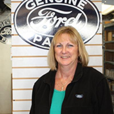 Norma Bowman : Parts Specialist