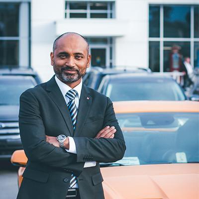 Samir Thakur : Sales Consultant