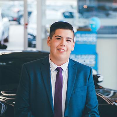 Sean Pridie : Sales Consultant
